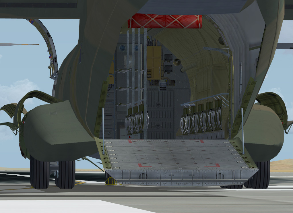 Cargo Compartment View