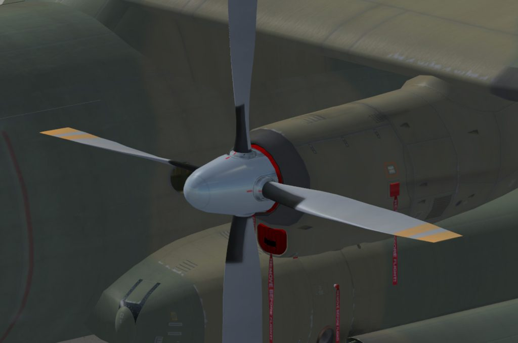 Propellor View